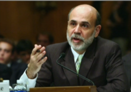 Fed Chair Bernanke